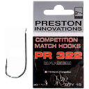 Крючки Preston Innovations PR Competition Hooks 322