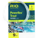 Подлесок Rio Powerflex Trout Leader 3-pack