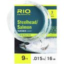 Подлесок RIO Salmon/Steelhead Leader 3-pack