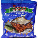 Пеллетс зим. Sensas 3000 BREAM RED 0.4кг