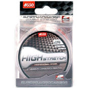 Леска ASSO Fluorocarbon High Stretch