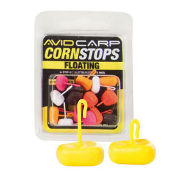 AVID CARP Стопор для бойлов Corn Stops Short - Multi Coloured 15 шт.