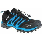 Ботинки Baffin Leader Black/Electric Blue
