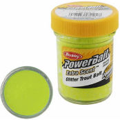 Паста форелевая Berkley PowerBait Select Glitter Trout Bait