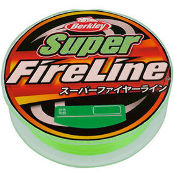 Леска плетеная Berkley Super FireLine PE