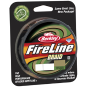Леска плетеная Berkley FireLine Braid