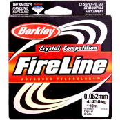 Леска плетеная Berkley FireLine Crystal Competition