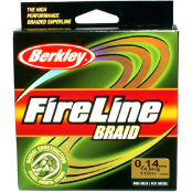 Леска плетеная Berkley FireLine Braid Moss Green
