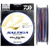 Леска плетеная Daiwa Saltiga 12 Braid