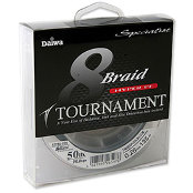 Леска плетеная Daiwa Tournament 8 Braid