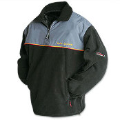 Ветровка флис Daiwa Team Smock Fleece (короткая молния)