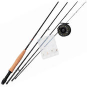 Набор нахлыстовый DAM Forrester Fly II-Allround Fly Fishing Kit