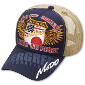 Бейсболка Evergreen Mode Mesh Cap Type2