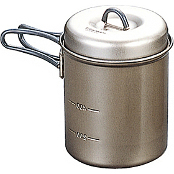 Кастрюля Evernew Ti Non Stick Deep Pot with Handle S
