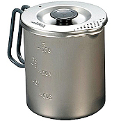 Кастрюля Evernew Ti Pasta Pot S