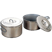 Набор кастрюль Evernew Ti Non Stick Pot Set L
