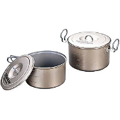 Набор кастрюль Evernew Ti Non Stick Pot Set LL