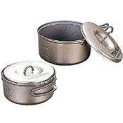Набор кастрюль Evernew Ti Non Stick Pot Set S