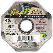 Леска FrogHair Fluorocarbon Tippet Material