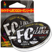 Флюорокарбон Gosen Fluoro Carbon 100% FC Tiny Leader