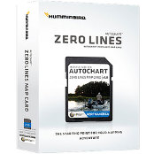 Карта Humminbird SD Autochart ZeroLine Europe