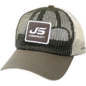 Бейсболка JS Company ALL Mesh Cap