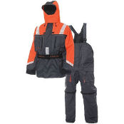 Костюм Kinetic Flotation Suit Orange/Grey