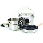 Набор посуды Kovea Cookware Stainless L