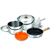 Набор посуды Kovea Cookware Stainless XL
