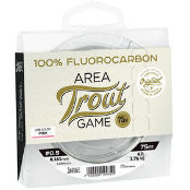 Леска Lucky John Area Trout Game Braid Fluorocarbon
