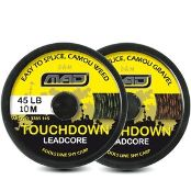 Лидкор MAD TOUCHDOWN Lead Core 10m 45lb