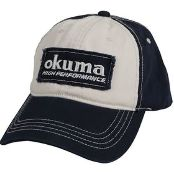 Kепка Okuma Full Back Two Tone Blue Patch