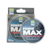 POWER MAX REEL LINE - CLEAR - Леска рыболовная