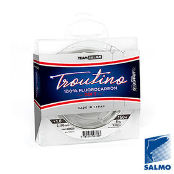 Леска Team Salmo Fluorocarbon Troutino Soft