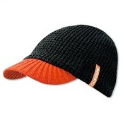 Шапка Shimano Knit Cap (with brim) CA-085M