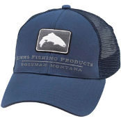 Кепка Simms Small Fit Trout Icon Trucker