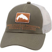 Кепка Simms Small Fit Trout Icon Trucker (Canteen)