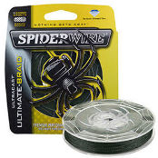 Леска плетеная Spiderwire Ultracast Ultimate Braid