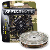 Леска плетеная Spiderwire Stealth Camo Braid
