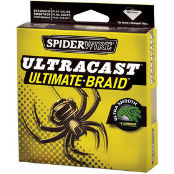 Леска плетеная Spiderwire Ultracast 8 Carrier Ultimate Brade