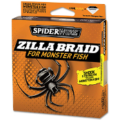 Леска плетеная Spiderwire Zilla Braid