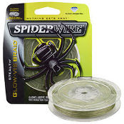 Леска плетеная Spiderwire Stealth Glow-Vis Braid