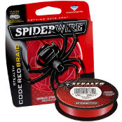 Леска плетеная Spiderwire Stealth Code Red Braid