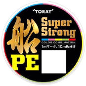 Леска Toray Super Strong Fune PE