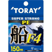 Леска Toray Super Strong PE Fune F4