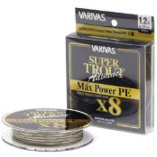 Леска Varivas Super Trout Advance Max Power PE