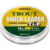 Леска Varivas Trout Shock Leader Ti Fluoro Carbon