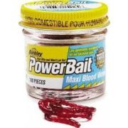 Мотыль Berkley Powerbait Blood worms