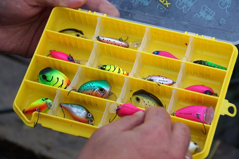 Рыболовная коробка для приманки своими руками 8