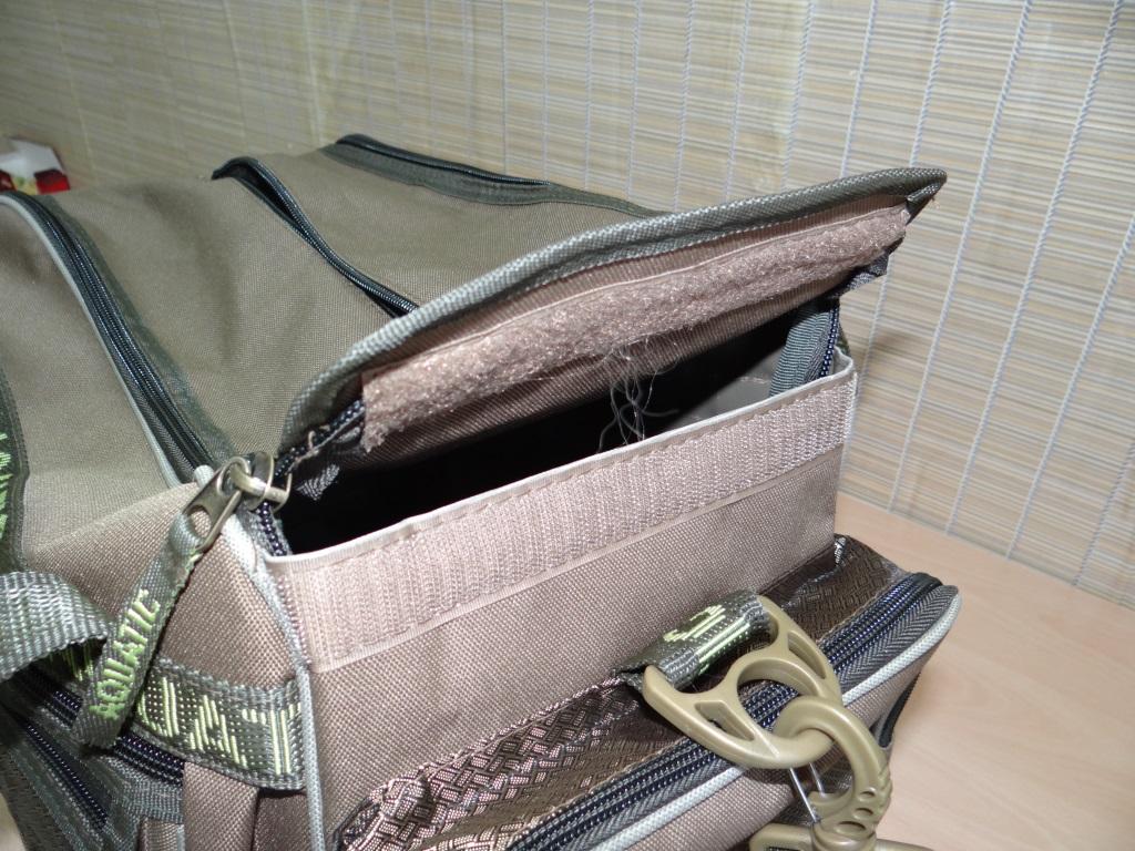 12628d2aeed1 В верхней части сумки расположен клапан на двух молниях и одной текстильной  застежки (липучка) закрывающий основной отдел, также на нем имеется  небольшой ...